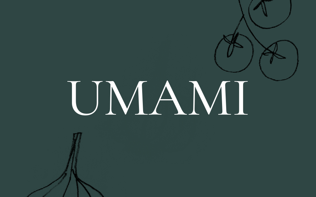 Umami – what is it?